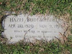 Hazel <I>Hardy</I> Bodenheimer