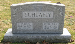 Charles A Schlafly 1891 1963
