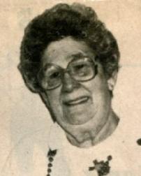 "Gertrude Irene ""Toots"" <I>Blum</I> Albertson"