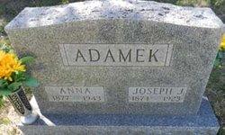 Anna <I>Zakovec</I> Adamek