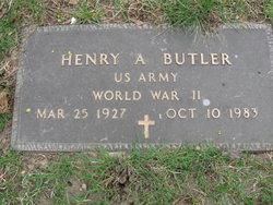 Henry A. Butler