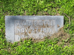 Clara E Bell
