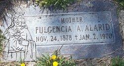 Fulgencia A. Alarid