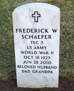 Frederick William Schaefer
