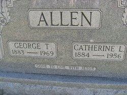 Catherine Luretta <I>Ferry</I> Allen