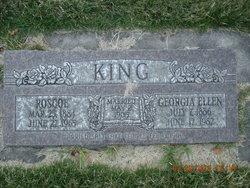 Georgia Ellen <I>Jewell</I> King