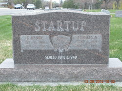 George Henry Startup