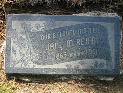 "Jane Minerva ""Jenny"" <I>Phillips</I> Reindl"