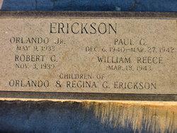 Orlando Daniel Erickson, Jr