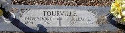 Beulah Edith <I>Jackson</I> Tourville