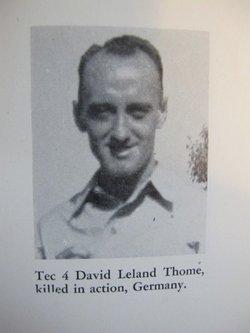David Leland Thome