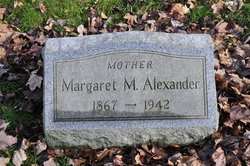 Margaret J. <I>MacIntosh</I> Alexander