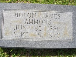 Hulon James Ammons