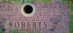 Fredda Mae <I>Ward</I> Roberts