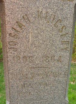 Julia Anne <I>Wavle</I> Kingsley