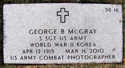George Benjamin McGray