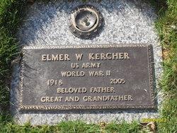 Elmer Woodrow Kercher