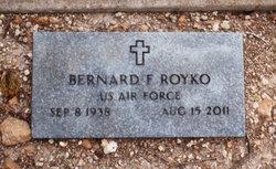 Bernard F. Royko