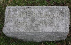 Alice L <I>Schiebert</I> Brennan