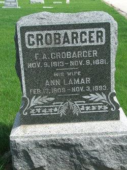 Ann <I>Lamar</I> Crobarger
