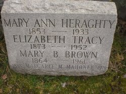 Mary B Brown