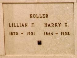 Harry G Koller