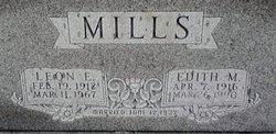 Edith Marie <I>Case</I> Mills