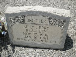 Billy Jerry Brantley