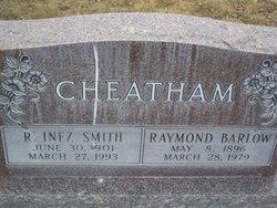 Rebecca Inez <I>Smith</I> Cheatham