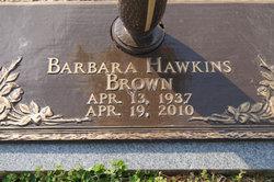 Barbara <I>Hawkins</I> Brown