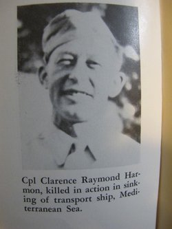 Corp Clarence Raymond Harmon