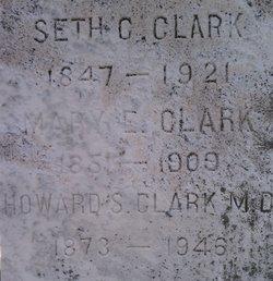Seth C Clark
