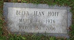 Belva J Hoff