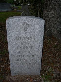 Johnny Ray Barber