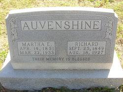Richard William Auvenshine