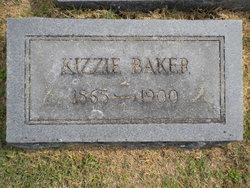 "Keziah Washington ""Kizzie"" <I>Grissom</I> Baker"