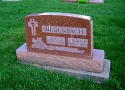 Laura Elizabeth <I>Schott</I> Biedenbach