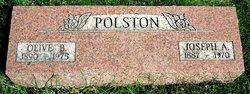 Joseph Andrew Polston, Sr