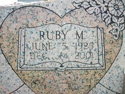 Ruby Mae <I>Rhoten</I> West