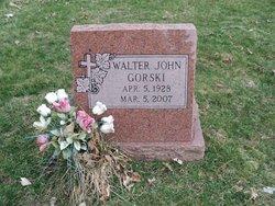 Walter John Gorski