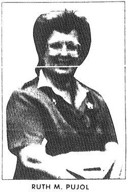 Ruth Marie <I>Turley</I> Pujol