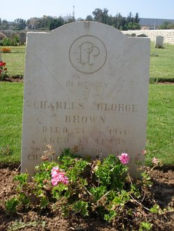 Charles George Brown
