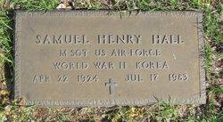 Samuel Henry Hall