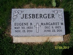 Margaret Mae <I>Berkey</I> Jesberger