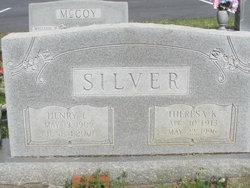 Theresa K. Silver
