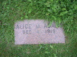 Alice M Adams