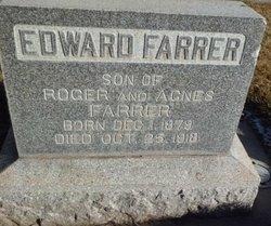 Edward Farrer