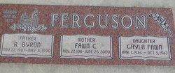 Fawn Bernice <I>Christensen</I> Ferguson