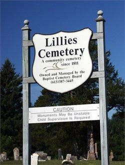 Lillies Baptist Cemetery