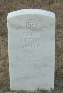 Cecil Leroy Smith